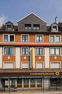 Aplerbecker Marktplatz in Dortmund