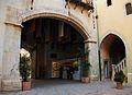 Arc d'entrada del palau ducal de Gandia.jpg