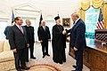 Archbishop Elpidophoros meets with President Donald Trump (2).jpg