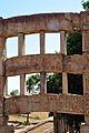 Architraves - Middle Parts - Rear Side - South Gateway - Stupa 1 - Sanchi Hill 2013-02-21 4386.JPG