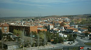 Arganda of the king skyline.JPG