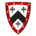Armorial Bearings of the RUSSELL family of Thruxton, Herefordshire.png