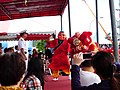 Army Academy R.O.C. Lion Dance Team Performing Program in Afternoon 20130504c.jpg