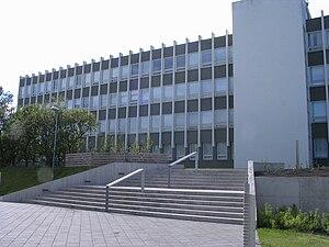 Árnagarður - Árnagarður in 2009