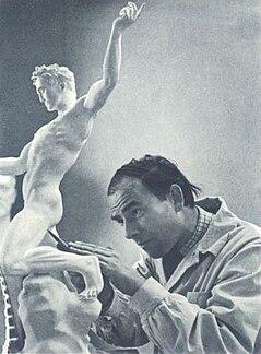 Arno Breker German sculptor