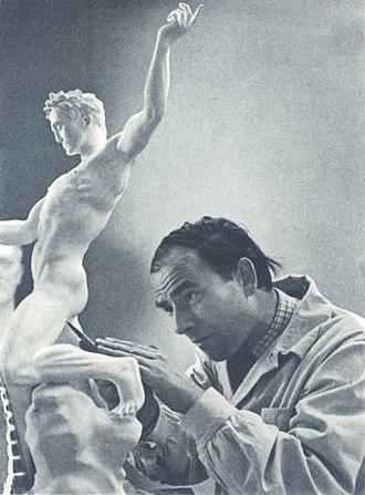 Gottbegnadeten list - Sculptor Arno Breker