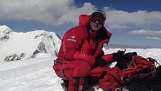 Arnold Coster - Mountaineer Arnold Coster