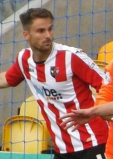 Arron Davies British footballer