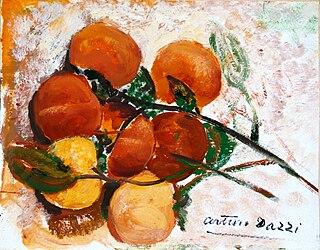 Arturo Dazzi Italian painter and sculptor