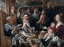 As the Old Sing, So the Young Pipe, by Jacob Jordaens.jpg