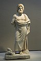 Asclepius, marble statue, Roman Age, Sicily, AM, Syracuse, 121489.jpg