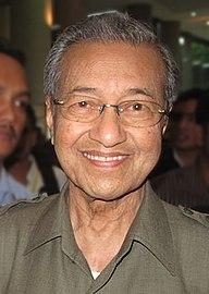 Mahathir Mohamad Wikipedia Bahasa Indonesia Ensiklopedia Bebas