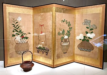Japanese Bamboo Weaving Wikipedia