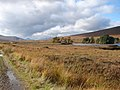At the head of Loch Ossian - geograph.org.uk - 265359.jpg