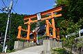 Atago-jinja (Kyoto city) shikimigaharatorii.jpg
