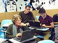 Atelier de découverte Wikipédia Strasweb 8 novembre 2012 13.JPG