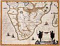 Atlas Van der Hagen-KW1049B13 065-AETHIOPIA INFERIOR, vel EXTERIOR. Partes magis Septentrionalis, quae hic desiderantur, vide in tabula Ethiopiae Superioris.jpeg