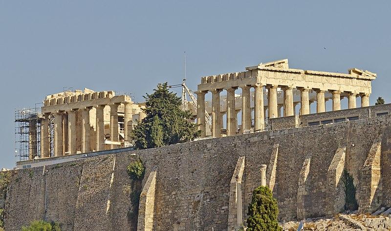 Partenón (año 447 a. C.)