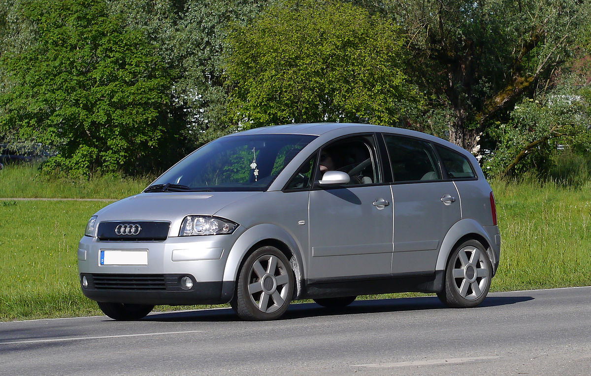 Audi A2 Wikipedia Wolna Encyklopedia