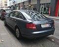 Audi A6 Belgium Diplomatic plate (31324841808).jpg