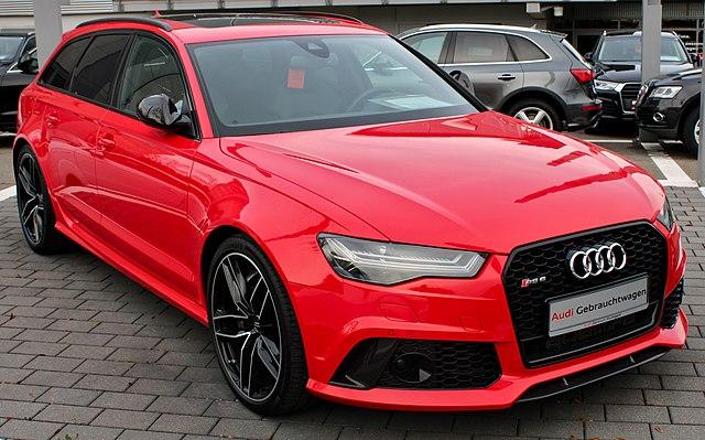 Audi RS6 Avant IMG 0740
