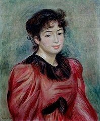 Portrait de Mademoiselle Victorine de Bellio