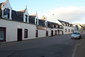 Auldearn - The Lion Hotel