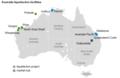 Australia natural gas liquefaction facilities in 2017 (23957672908).png