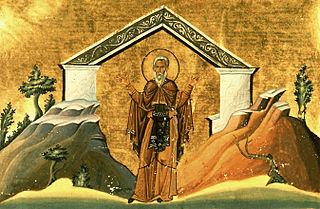 Auxentius of Bithynia hermit