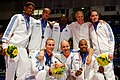 Award ceremony EFS-EQ 2013 Fencing WCH t221526.jpg