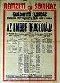 Az ember tragédiája színházi plakátja (1947).jpg