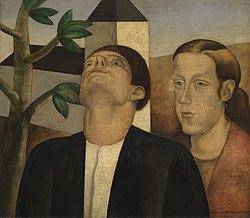 Gustave Van de Woestijne: Azure