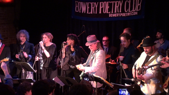 Nina Persson - Persson with Gary Lucas, Nona Hendryx and others at the Best Batch Yet tribute to Captain Beefheart