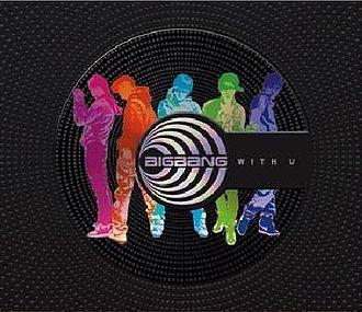 With U (EP) - Image: BIGBANG With U