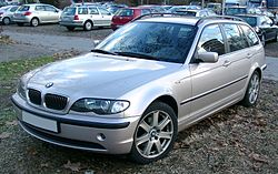BMW E46 Touring front 20071203.jpg