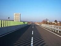 B 9 nach Oppenheim- bei Guntersblum- Richtung Oppenheim 16.12.2007.jpg