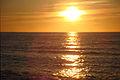 Bałtyk Zachód słońca 2 2011 MZW 00239.jpg