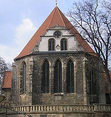 St. Boniface's Church, Arnstadt