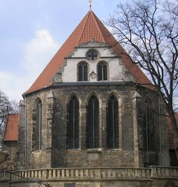 "Church of St. Boniface (the ""Bach Church"")"