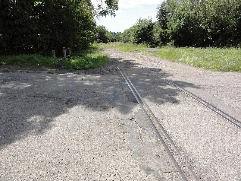 Badonviller (M-et-M) ancien chemin de fer