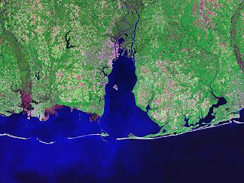 Mobile Bay - Wikipedia