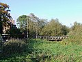 Bailey Bridge at Alrewas, Staffordshire - geograph.org.uk - 1579634.jpg