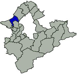 Bali District - Image: Bali
