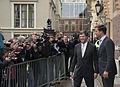 Balkenende ontvangt Rutte bij het Torentje (5121026046).jpg