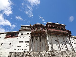 Baltit fort, Hunza Valley.jpg