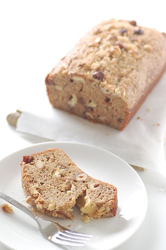 Quick bread - Banana bread is a type of quick bread