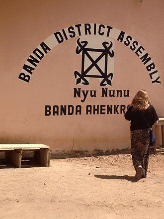 Banda District (Ghana) - Banda District Assembly