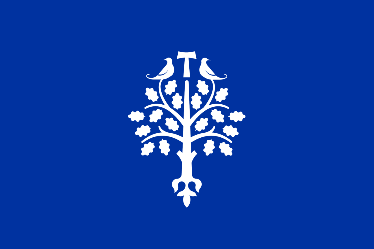 Bandera de La Selva del Camp.png
