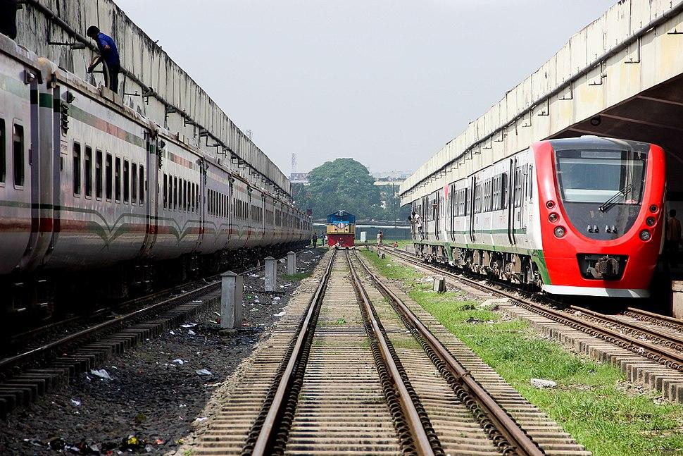 Bangladesh Railway, Komlapur Railway Station