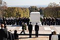 Barack Obama at Tomb of the Unknowns in November 2012.jpg